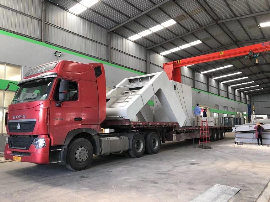 【2021年5月29日】上海候车亭项目2021年第九车发货通知